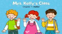 Little Fox小狐狸英语动画  凯丽老师的课堂1  你好  常用英文表达