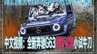 视频: 2019奔驰AMG G63越野试驾小试牛刀