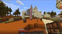 我的世界巫师冒险01: 这个村庄的房子有点特别