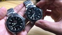 真假对比:VS欧米茄海洋宇宙海马600正品对比VS厂 8500机芯45.5MM