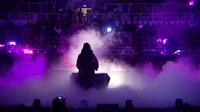 drumers梦幻开场大鼓秀,背景时代感十足满满回忆2018双11天猫再出发