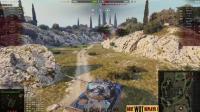 坦克世界: 此中坦的存在就是为了摧毁一条进攻线