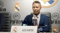 FIFA19足球征程03集: 加盟皇马 第二章压力是好事 淡水解说