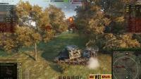 坦克世界: 顶级房对此货来说就是打靶子