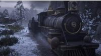 木目《荒野大镖客:救赎2 第二期》抢火车