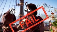 Play 刺客信条: 奥德赛 失败和史诗胜利! #2