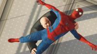 亚当熊 漫威蜘蛛侠02: 上来就干boss金并, 小蜘蛛遭手撕?