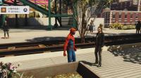 亚当熊 漫威蜘蛛侠03: 小蜘蛛上街搭讪会发生什么