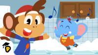 熊猫博士和托托_30:唱首童谣|儿童启蒙早教