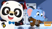 熊猫博士和托托_36:找找梅梅的衬衫|逻辑训练|认识颜色|儿童启蒙早教