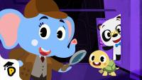 熊猫博士和托托_40:唱首童谣|儿童启蒙早教