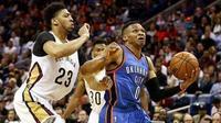 【小发糕解说】NBA2K19比赛前瞻第三期: 鹈鹕内线进攻能否凿穿雷霆篮筐