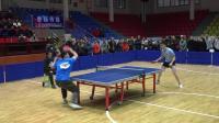 """镇雄2018""""体彩杯""""乒乓球赛 廖凯杰vs艾迪"""