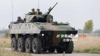 现役最强五款轮式战车, 第一名实至名归, 解放军09式步战车上榜