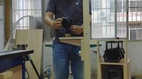 【晖木工坊】木工UP主拍片神器! 自制可快速调节升降的摄像支架
