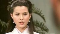 《神雕侠侣》小龙女对阵金轮法王从容自若,杨过担心出手阻拦受伤倒地