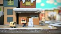 盒西西第15集雪趣