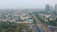2018金温江半程马拉松
