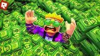 小飞象解说✘Roblox亿万富翁模拟器 土豪人生拥有100亿是什么感觉? 乐高小游戏