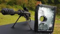 现役最强五款狙击步枪, 第一名射程6000米, 能击穿防弹玻璃