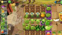 669 植物大战僵尸2,用1级的植物挑战大BOSS,成功几率有多大?