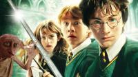 经典重看第二弹: 《哈利波特与密室》大可爱哈利vs帅炸天版伏地魔!