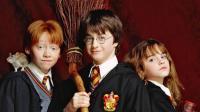经典重看第一弹: 《哈利波特与魔法石》, 正太哈利VS后脑勺版伏地魔!