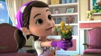 乐迪来到西班牙的巴塞罗那,认识了会做手工的小姑娘玛塔