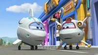 超级飞侠:乐迪见到了新的超级飞侠们!