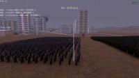 史诗战争模拟器: 迪迦奥特曼当裁判, 2000个绿巨人VS2000个灭霸