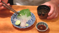 日本美食之生鱼片