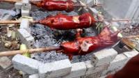美食之中国美食烤乳猪