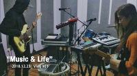 """记录我们的音乐与生活""""Music & Life""""-Vlog 01"""