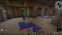 我的世界空岛生存04: 发现地下图书馆