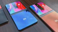 网友猜想小米MIX折叠版手机, 后置三摄真全面屏你看如何?