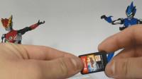 罗布奥特曼 Switch游戏 布鲁奥特曼烈火形态大战火炎骨兽