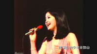 《阿里山的姑娘》邓丽君1977新桥演唱会原版录音配画