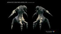 3dmax 怪兽建模 CH10_Conclusion