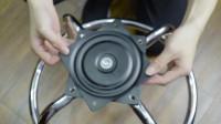 卡马吉他凳安装示范视频 安装说明