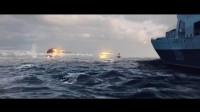 最新最精彩的海战导弹对射电影