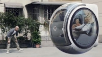 大公司做小玩意!大众磁悬浮概念车离生活还有多远?