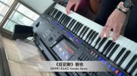 《捉泥鳅》骆铁2019年1月24日Yamaha Genos