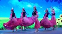 舞蹈《今天我家有聚会》千千阕嘉年华2019新春联欢会