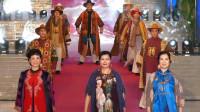 天坛周末13367 模特表演《梦回天漠》驼房营金芙蓉艺术团(一等奖)