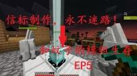 【小洲】和蚊子的模组生存EP5 超级脸黑,运气完爆!