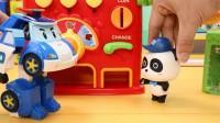 宝宝巴士玩具 第179集 神奇的售货机