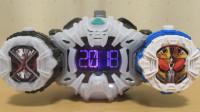 【小E】假面骑士ZI-O 扭蛋IXA骑士手表 变身腰带联动 753 红爹 时王 KIva