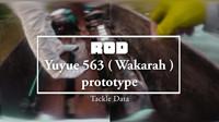 研发:鱼约P2017愤青@YUYUE 563 ( Wakarah ) 测试版实战