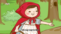 Little Fox小狐狸英语动画  小红帽