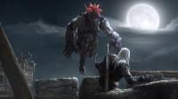 渡鸦之最强盔甲-解除吸血妖鸟诅咒-巫师1-第五章5-白姐
